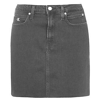 Calvin Klein Jeans Womens Hr mini skirt womens