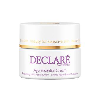 Declaré leeftijd controle leeftijd essentiële crème 50 ml Unisex