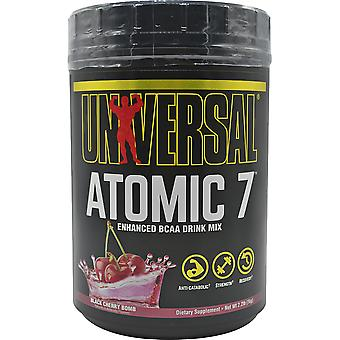 Universal Nutrition Atomic 7 - About 74 Servings - Black Cherry Bomb