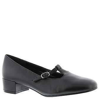 David Tate Women's Emma Black Shoe