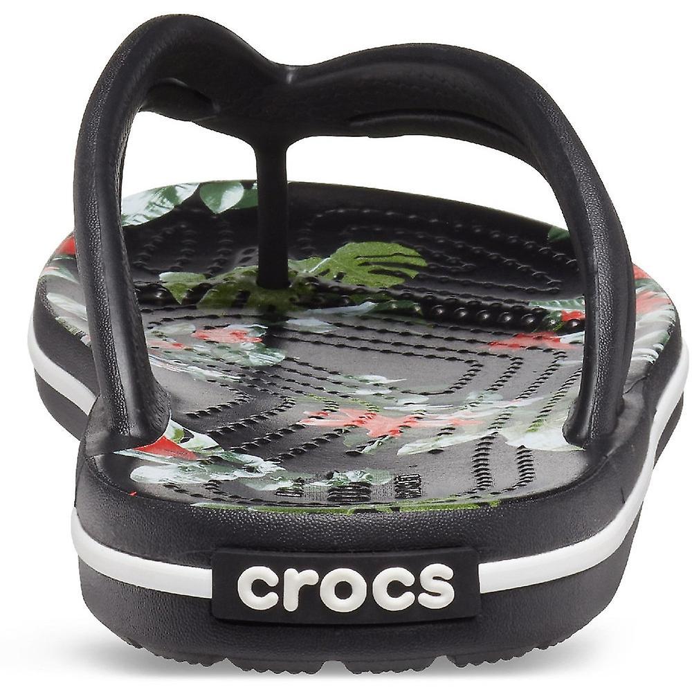 Crocs Kobiet Crocband Floral Lekkie Klapki