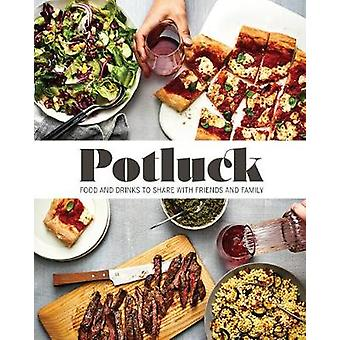 Potluck - Food and Drink to Share with Friends & Family - 97808487