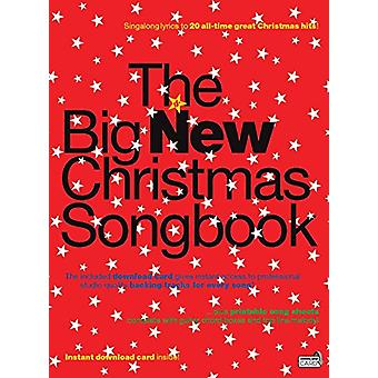 The Big New Christmas Songbook - 9781785580505 Book
