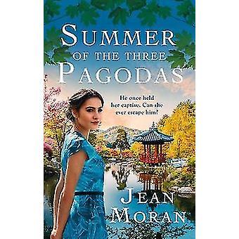 Summer of the Three Pagodas by Jean Moran - 9781788542586 Book