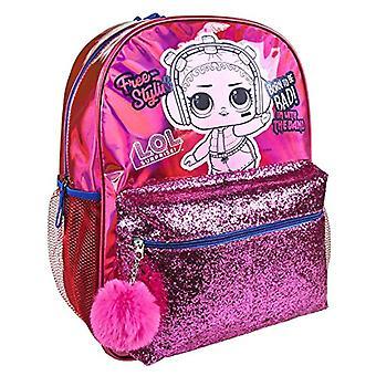 Artesania Cerda Mochila Casual Moda Lol Backpack - 40 cm - Pink