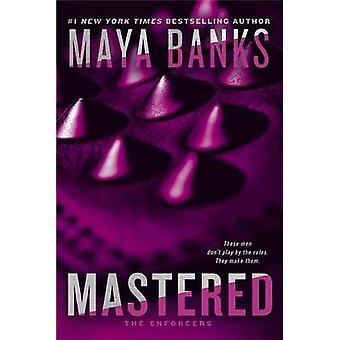 Mastered by Maya Banks - 9780425280652 Book
