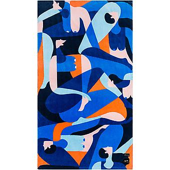 Slowtide Crux Beach Towel in Blue