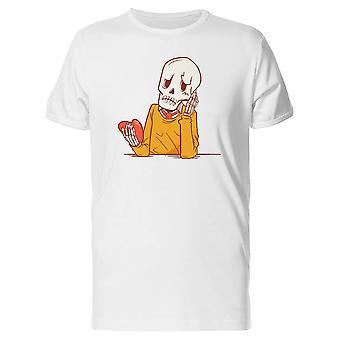 Broken Heart Skeleton Tee Men's -Image by Shutterstock