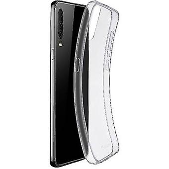 Cellularline FINE Back cover Huawei P30 Transparant