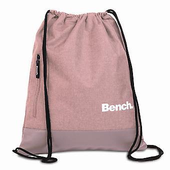 Bench Classic stahovací batoh 45 cm, růžová