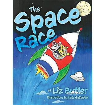 The Space Race by Liz Butler - 9781838591427 Book