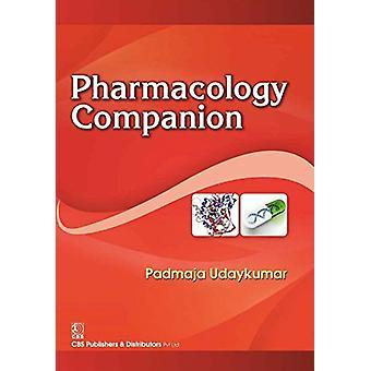 Pharmacological Companion by P. Udaykumar - 9788123928951 Book