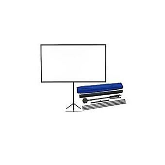 Epson 80Inch Portable Tripod Projector Screen