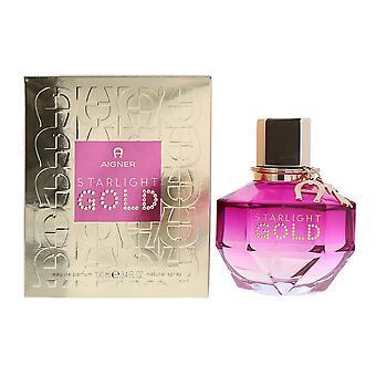 Etienne Aigner Starlight Gold Eau de Parfum 100ml Spray For Her