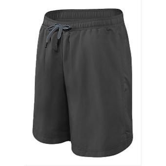 Saxx Underwear Co Cannonball 2N1 Long Swim Shorts - Graphite Grey