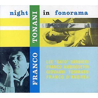 Franco Tonani - Night in Fonorama [CD] USA import
