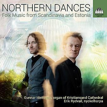 Northern Dances [CD] USA import