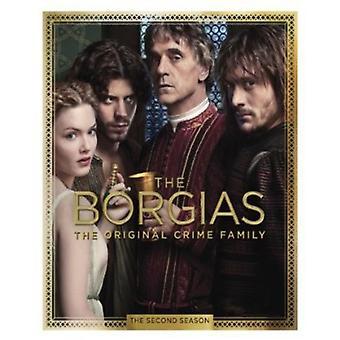 Borgias: Season 2 [BLU-RAY] USA import