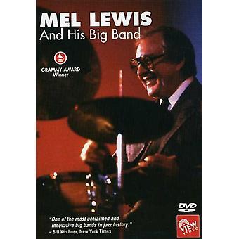 Mel Lewis & His Big Band [DVD] USA import