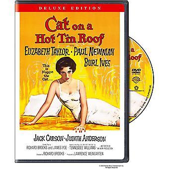 Kat på et Hot Tin Roof [DVD] USA importerer
