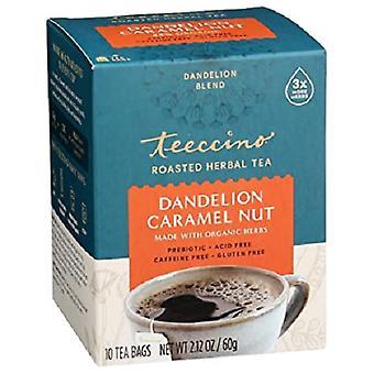 Teeccino pečený bylinný čaj Pampeliška karamel ořech