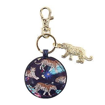 Wild Thoughts Tiger Keyring