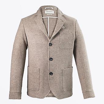Oliver Spencer  - Solms Wool Jacket - Beige