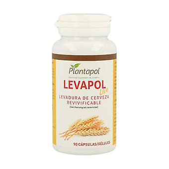Levapol Live Beer Yeast 90 capsules of 500mg