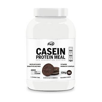 Casein Protein Meal (Flavor Cookies and Cream) 1,5 kg