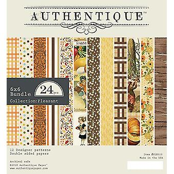 Authentique Pleasant 6x6 pulgadas de papel Pad