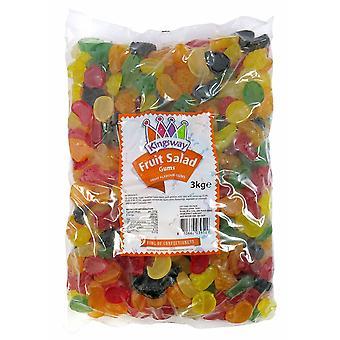 Kingsway Pick & Mix Konfekt fruktsalat 3 kilo