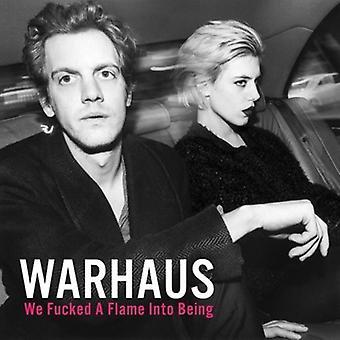 Warhaus - nous Fucked une flamme en cours [Vinyl] USA import