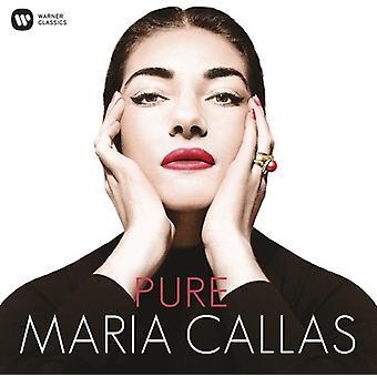 Maria Callas - Pure: Maria Callas [CD] USA import