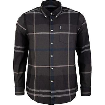 Barbour Dunoon Large Scale Tartan Tailored Shirt