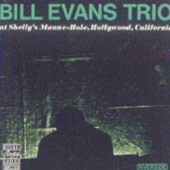 Bill Evans Trio - At Shelly's Manne-Hole [CD] USA import