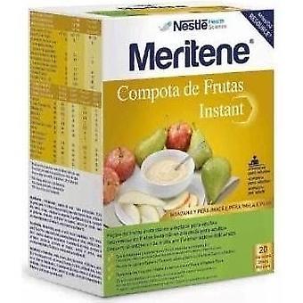 メリテネ インスタントフルーツコンポート 700GR (食品、飲料、タバコ、食品)