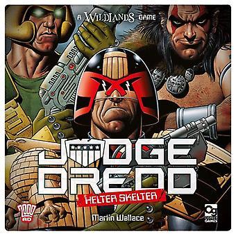 Judge Dredd Helter Skelter Game