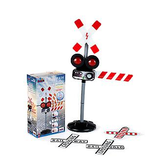 Toy Train Crossing with Lights & Sounds