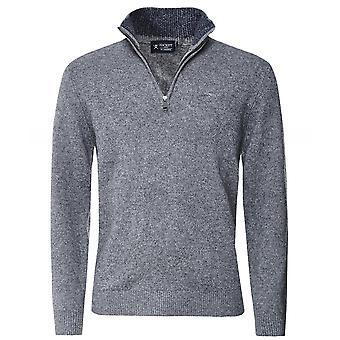 Hackett Lambswool Half-Zip Pullover