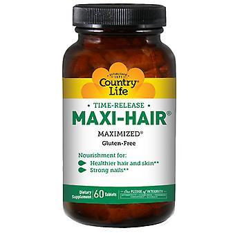 Country Life Maxi Hair TR, 60 tabbladen