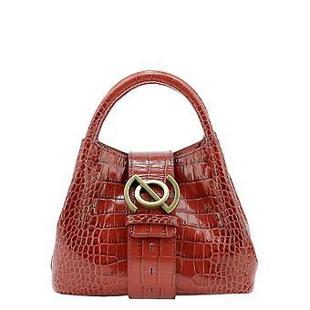 Zanellato 6415cc73 Women's Red Leather Handbag