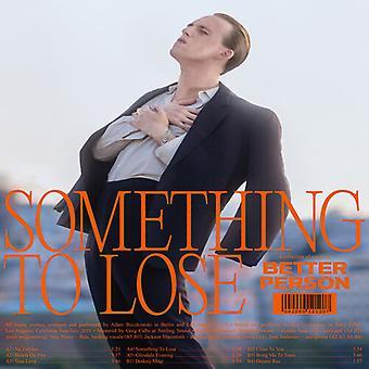 Something To Lose [Vinyl] USA import