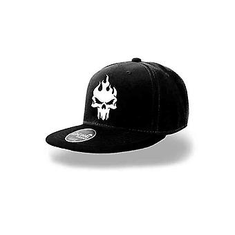 CID Originals Devil Skull Snapback Cap