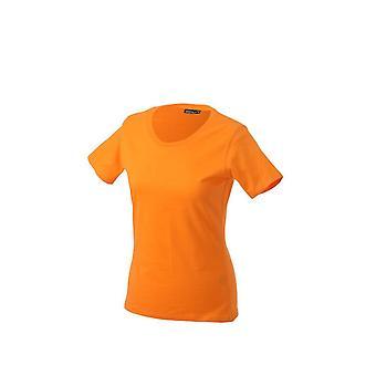 James och Nicholson Womens/damer Basic T-shirt