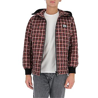 Burberry 4565615a8702 Men's Multicolor Nylon Outerwear Jacket