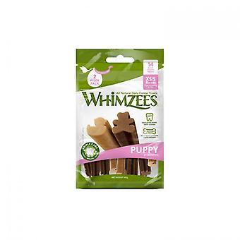 Whimzees Puppy XS/S Week Pack (Dogs , Treats , Dental Hygiene)