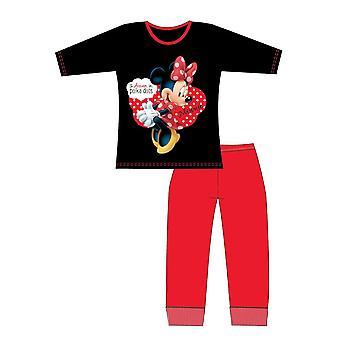 Disney Girls Minnie Mouse Pyjamas