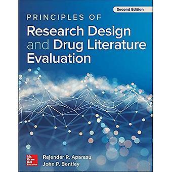 Principes van Research Design en Drug Literature Evaluation, Second Edition / Edition 2