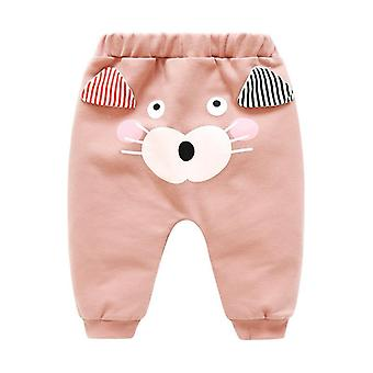 New Style Cartoon Baby Pants, Spring Baby Legging For Newborn