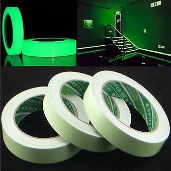 Self-adhesive Glow In The Dark Safety Stage Home Decorations Warning Tape